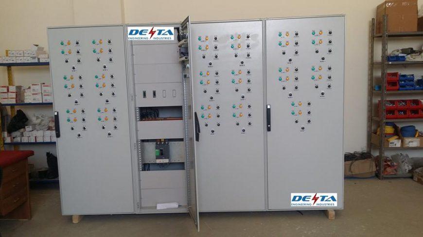 توريد-وتصدير-لوحات-MCC-Panels-من-شركة-الدلتا-للصناعات-الهندسيه-للوحات-الكهرباء