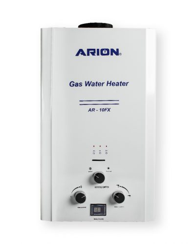 سخان-مياه-غاز-آريون-ديجيتال-10-لتر2