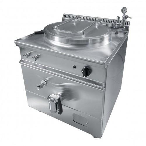 تصنيع-توريد-حلة-طهي-بخارية-تعمل-بالغاز-كهرباء-من-معدات-المطابخ