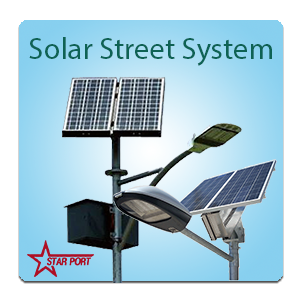 توريد-نظام-إنارة-الشوارع-بالطاقة-الشمسية-من-شركة-ستار-بورت