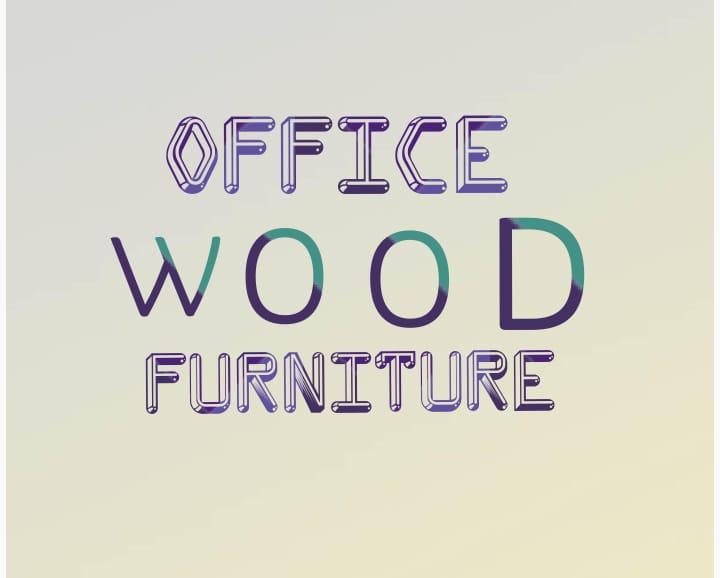 شركة اوفيس وود فرنتشر للاثاث المكتبي