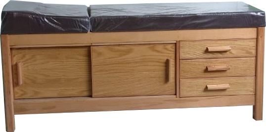 تصنيع-وتوريد-سرير-كشف-خشب-الزان-وخشب-الأرو