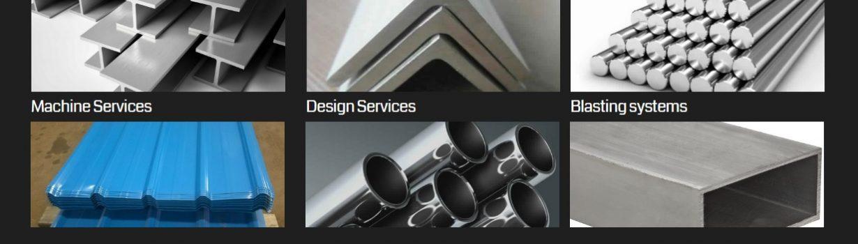 شركة الواصل ستيل لتوريد وتجارة الحديد وتشغيل وتشكيل المعادن