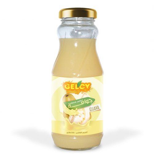 توريد-عصير-جوافة-250-ملى-زجاج-من-شركة-البلد-للتجارة