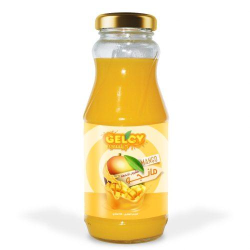 توريد-عصير-مانجو-250-ملى-فى-زجاج-من-شركة-البلد-للتجارة