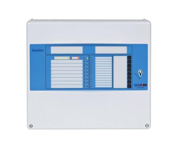 لوحة-تحكم-بالإنذار-تقليدية-HRZ2e-لعدد-2-منطقة-مع-حاوية-حائطية
