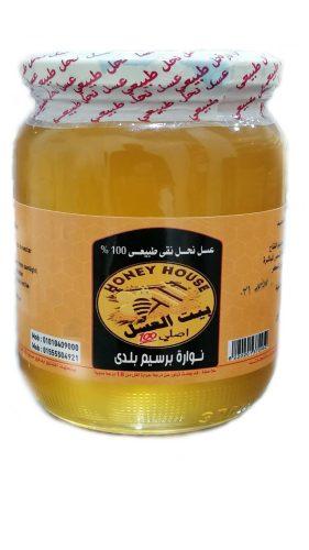 توريد-عسل-نحل-نوره-البرسيم-البلدي-من-بيت-العسل