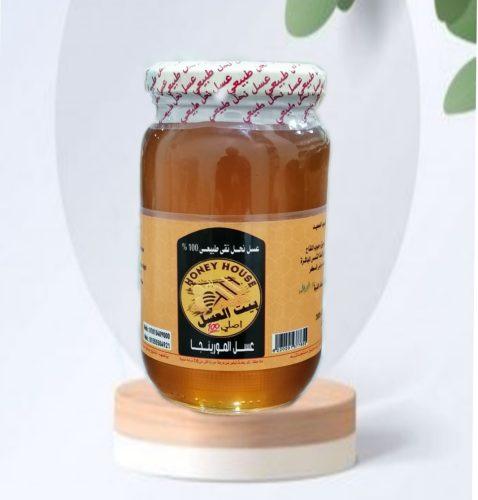 توريد-وتصدير-عسل-نحل-طبيعي-من-ازهار-نباتات-المورينجا-من-بيت-العسل